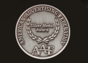 Asheville Chapter of American  Advertising Federation Silver Medal